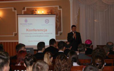 Konferencja Ośrodka Innowacji